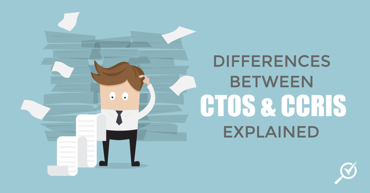 Difference Between CCRIS and CTOS Explained