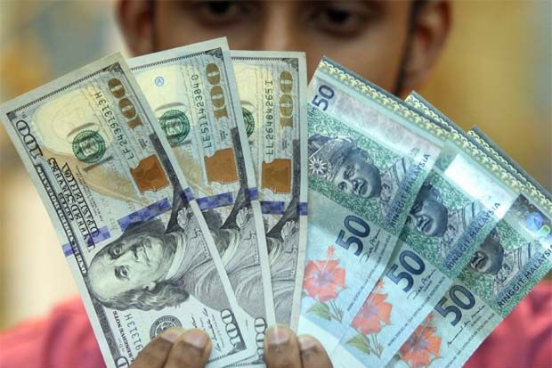 Ringgit higher against US$ on higher oil price